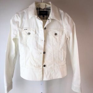 Burberry Denim Cut Jacket 10